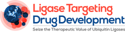 21446 Ligase Targeting Drug Development Summit logo